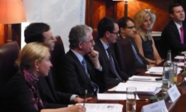 Debating the Ukrainian Crisis at the City of London